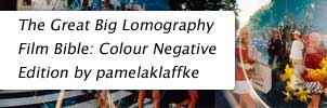 The Great Big Lomography Film Bible: Colour Negative Edition by pamelaklaffke