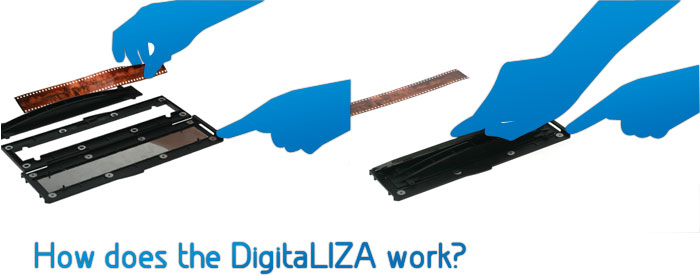 How does the DigitaLIZA work?