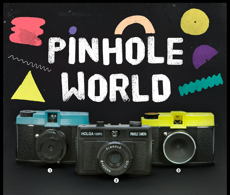 PINHOLE WORLD