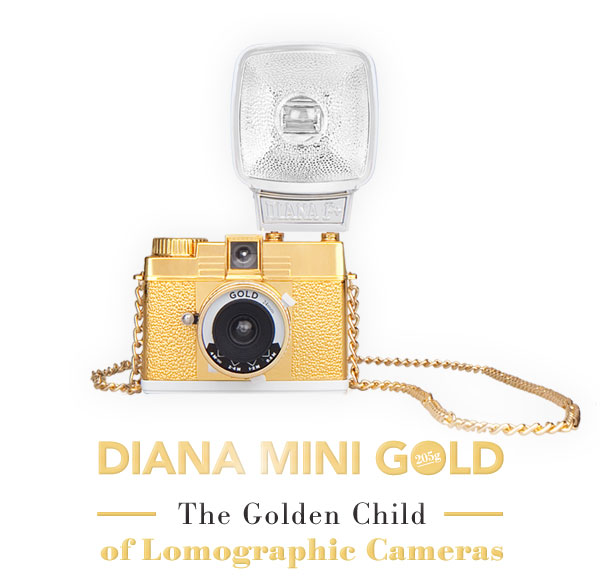 Diana Mini Gold