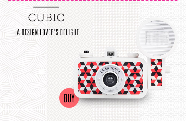 Cubic - Take your analogue photography into a whole new dimension