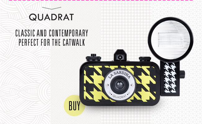 Quadrat - The square-root of awesome analogue photography