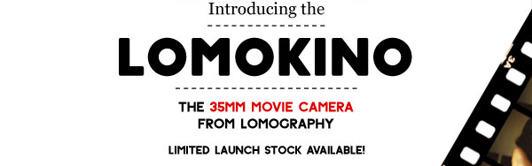 Introducing the LomoKino - The 35mm Movie Camera from Lomography