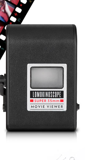 LomoKinoScope Super 35mm Movie Viewer