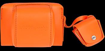 Fisheye No.2 Case Vibrant Orange