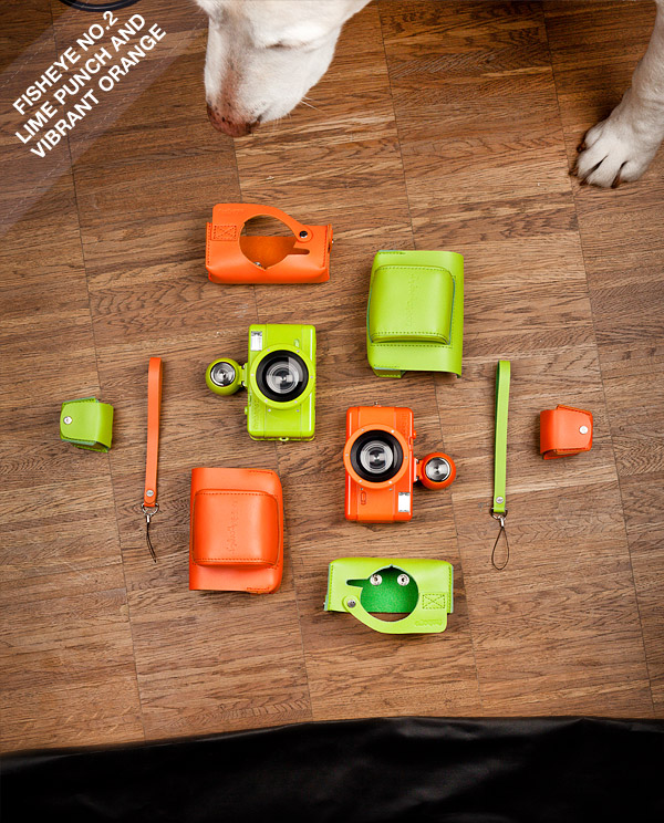 Presenting The New Fisheye No.2 Lime Punch and Vibrant Orange!