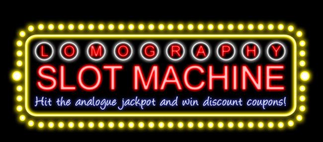 Lomography Slot Machine