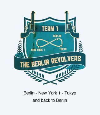 The Berlin Revolvers