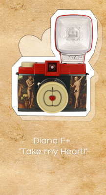 "Diana F+ ""Take my Heart!"""