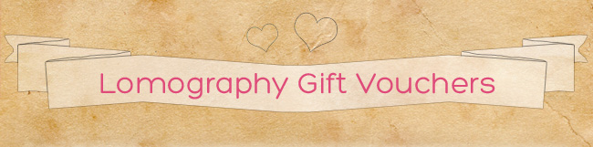 Lomography Gift Vouchers