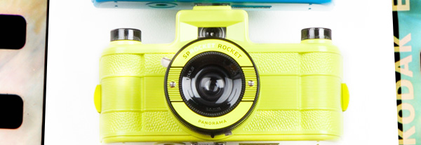 Sprocket Rocket SUPERPOP! Yellow