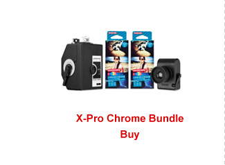 X-Pro Chrome Bundle - Buy