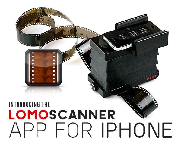 Scanner Iphone App
