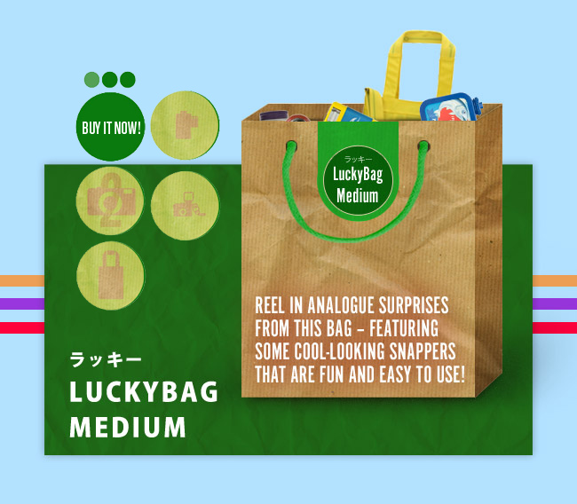 Lucky Bag - Medium