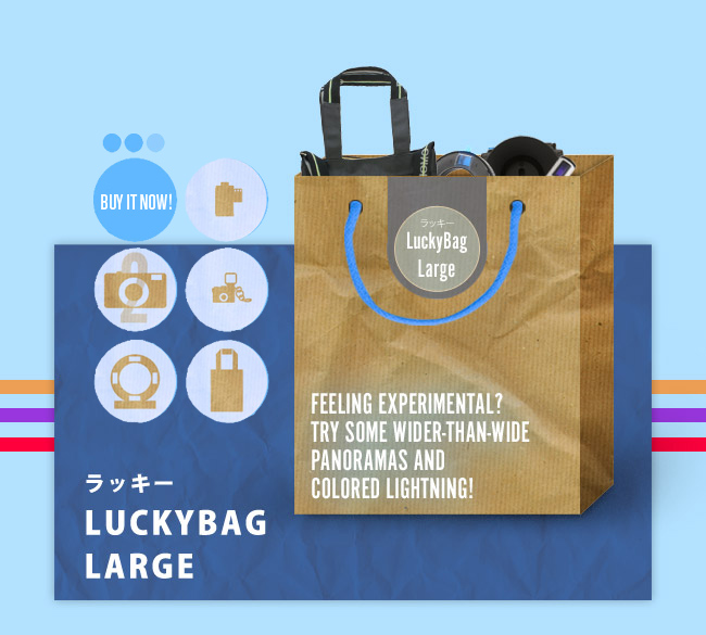 Lucky Bag - Large