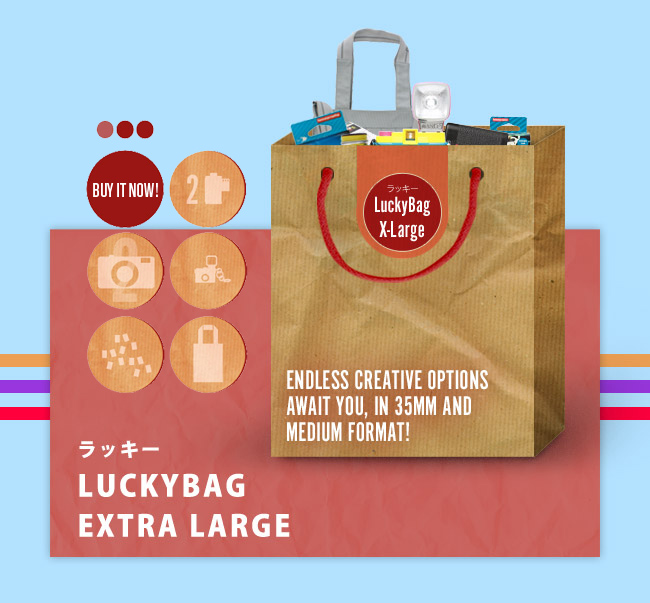 Lucky Bag - X-Large