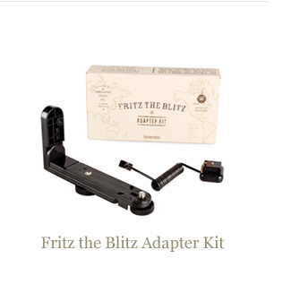 Fritz the Blitz Adapter Kit